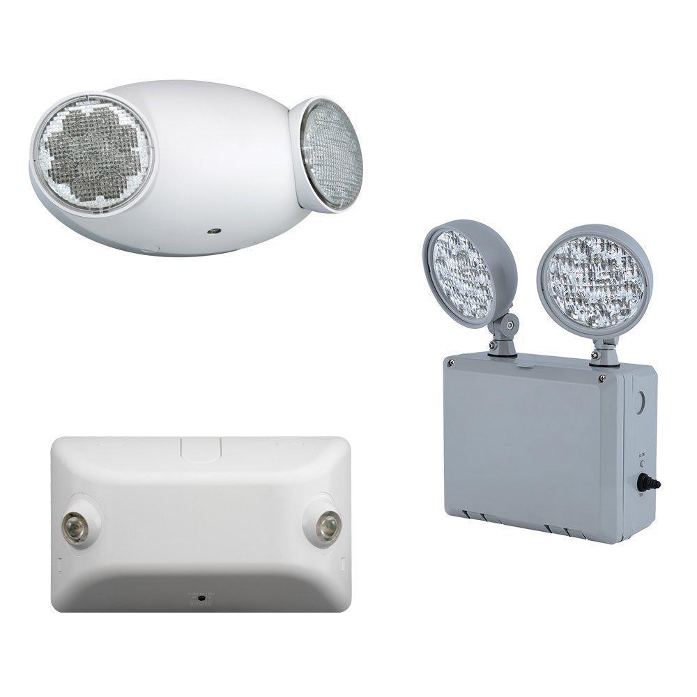 Lámparas de emergencia LED