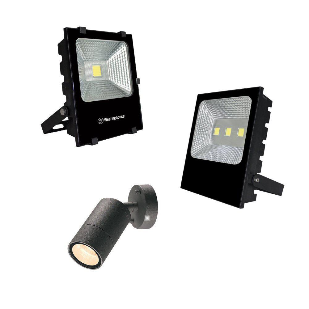 Reflectores LED para exterior